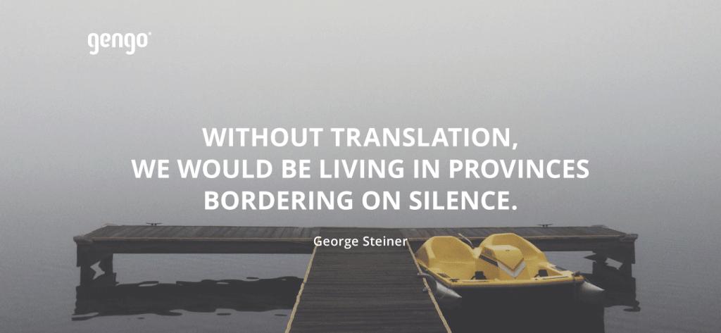 Image showing language translation