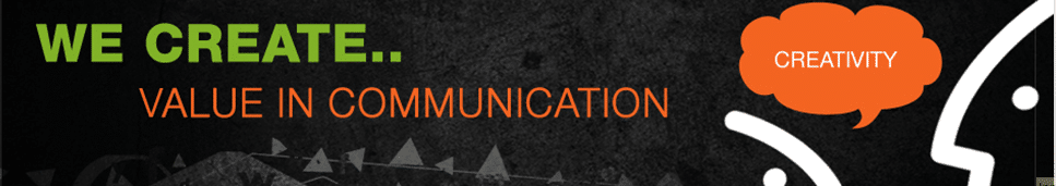 Image showing value in communication